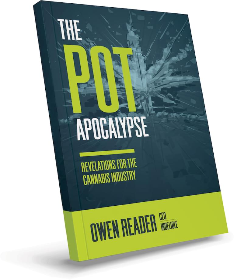 The Pot Apocolypse by Owen Reader